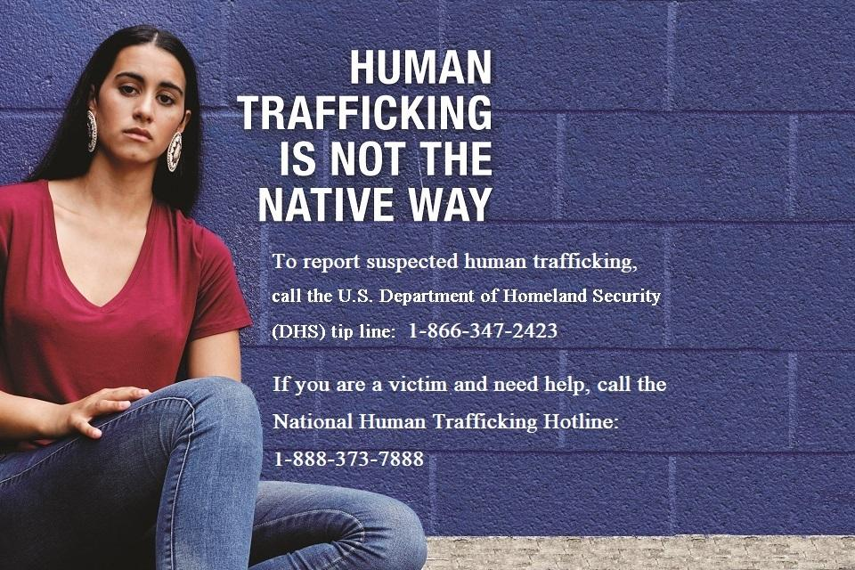 Human Trafficking Native American