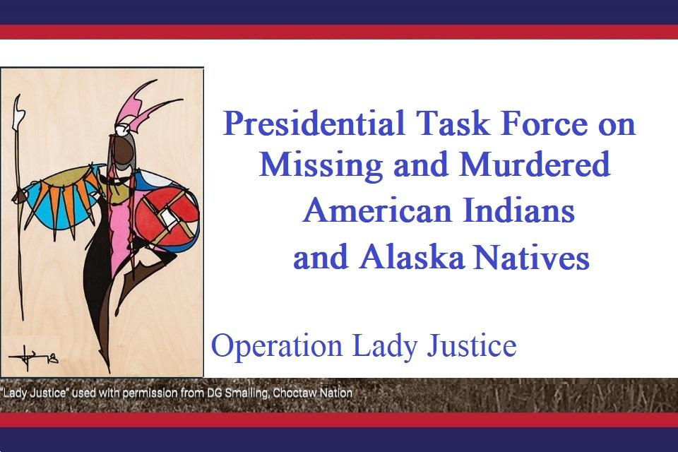 Operation Lady Justice Header Card